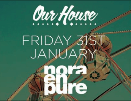 Nora En Pure – the Queen on Nu Disco debut Australian Tour.