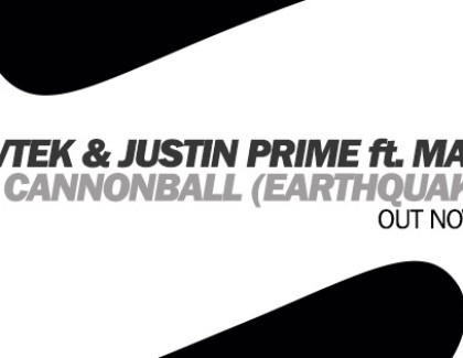 Justin Prime – Cannonball / Spinnin . New Dates September 2014