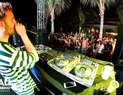 WHAT SO NOT GEMINI EP TOUR AT SKAI BEACH CLUB