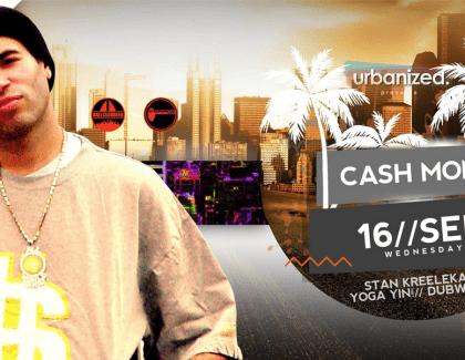 DMC Champion CA$H MONEY Jenja Bali Sept 16.