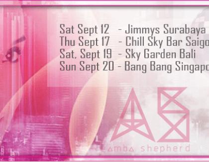 AMBA SHEPHERD ASIA TOUR
