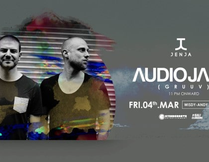 AUDIOJACK AT JENJA
