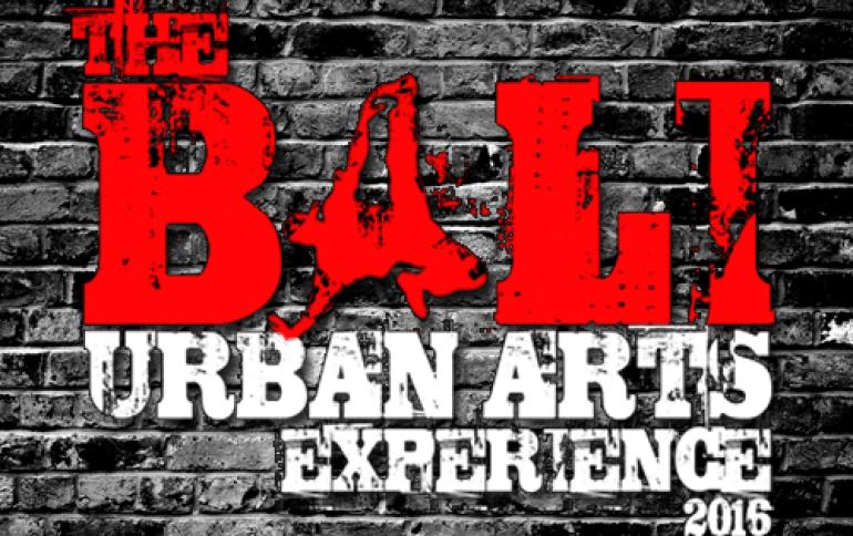 BALI URBAN ARTS EXPERIENCE 2016
