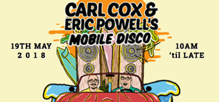 Carl Cox's Mobile Disco.